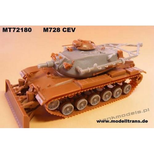 M728 CEV (conv. for Revell) - Modell Trans MT 72180