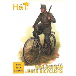 German Jaeger Bicylists (WWI) - HaT 8276