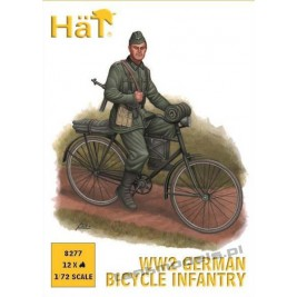 German Bicylists Infantry (WWII) - HaT 8277