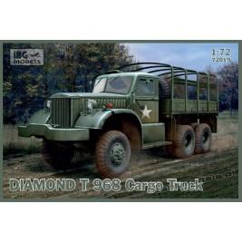 Diamond T 968 cargo truck - IBG 72019