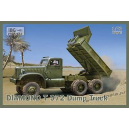 Diamond T 972 dump truck - IBG 72021