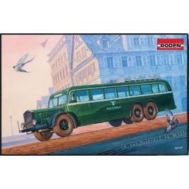 Vomag 7OR 660 Omnibus - RODEN 729