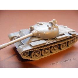 T-62 model 1967 - Modell Trans 72177