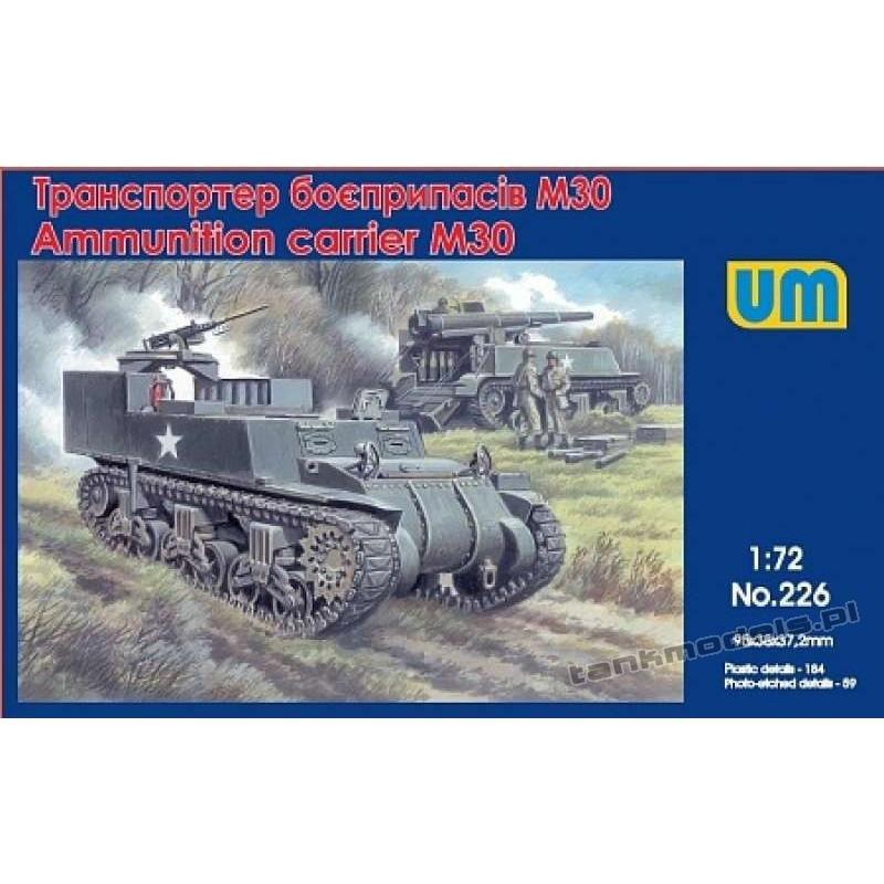 M30 cargo carrier Unimodels 226
