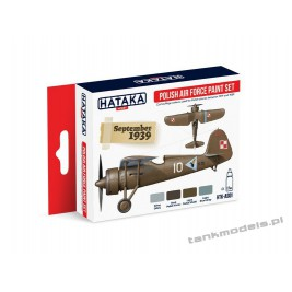 Lotnictwo Polskie 1939 (4x17ml) - Hataka AS01