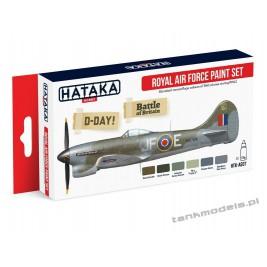 RAF 1941-1945 (6x17ml) - Hataka AS07