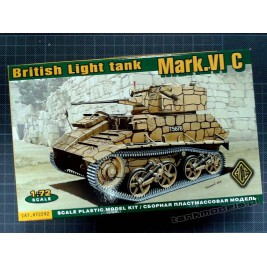 Mark.VI C British Light tank - ACE 72292