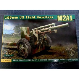 M2A1 105mm US Field Howitzer - ACE 72527