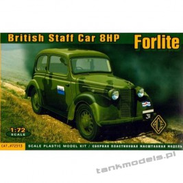 British Staff Car 8HP Forlite Saloon - ACE 72513