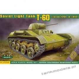 T-60 mod. 1942 (zavod 264) - ACE 72540