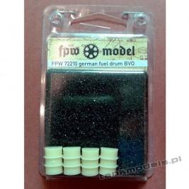 Beczki metalowe mod. BVO - FPW Model 72210