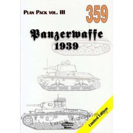 Panzerwaffe 1939 Plan Pack III - Militaria 359