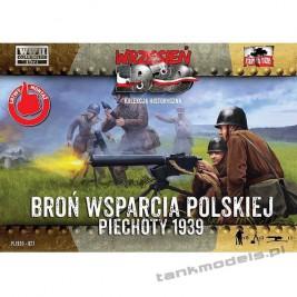 Broń wsparcia piechoty polskiej - First To Fight PL1939-27