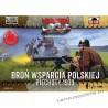Polish infantry support weapons - First To Fight PL1939-27