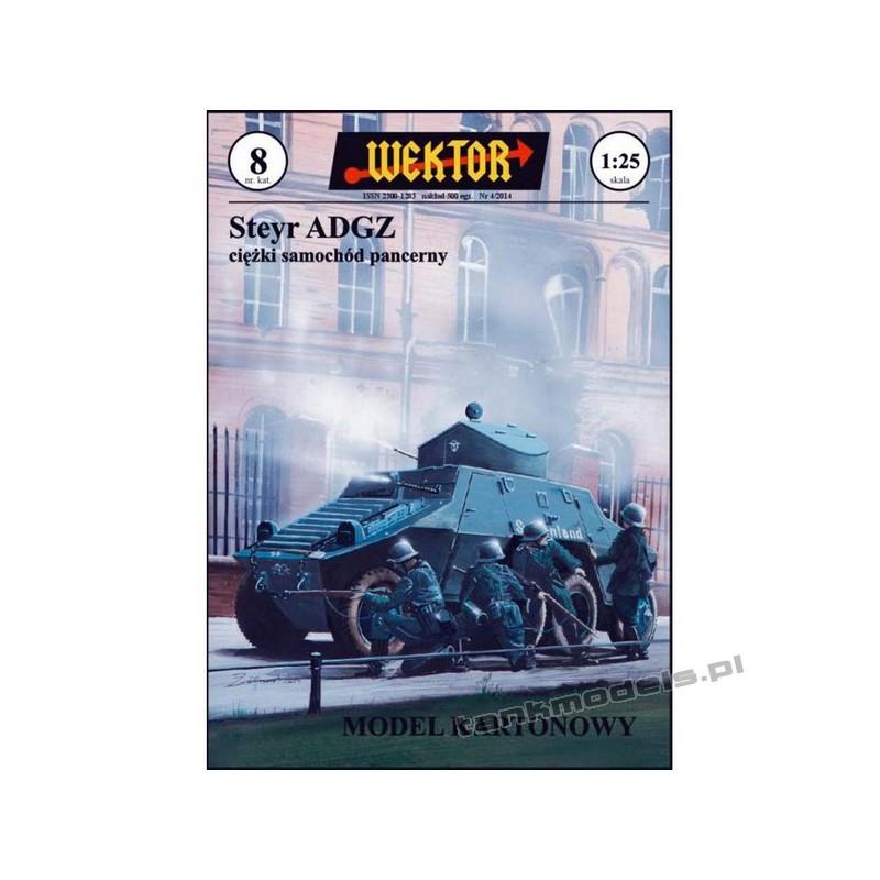 Steyr ADGZ - Wektor 8