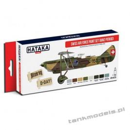 Szwajcarskie Siły Powietrzne (II WŚ) - Hataka Hobby AS-11