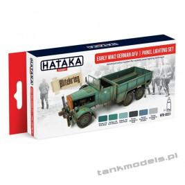 Early WW2 German AFV - Hataka Hobby AS31