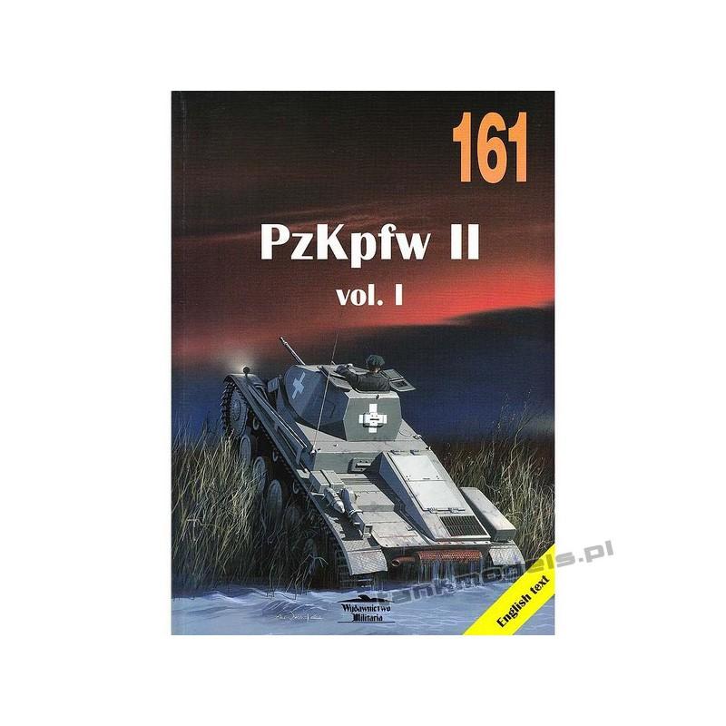 Panzer II vol. I - Janusz Ledwoch - Militaria 161