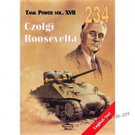 Czołgi Roosevelta - Janusz Ledwoch - Militaria 234