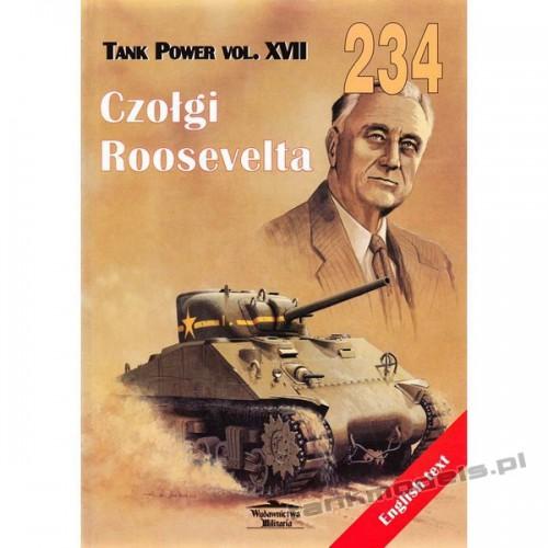 Roosevelt Tanks - Janusz Ledwoch - Militaria 234