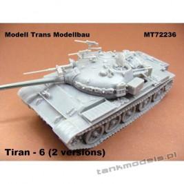 Tiran-6 (2 wer.) - Modell Trans 72236