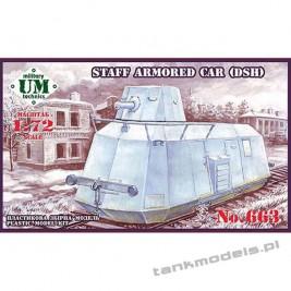 Staff Armored Car (DSh) - UM-MT 663