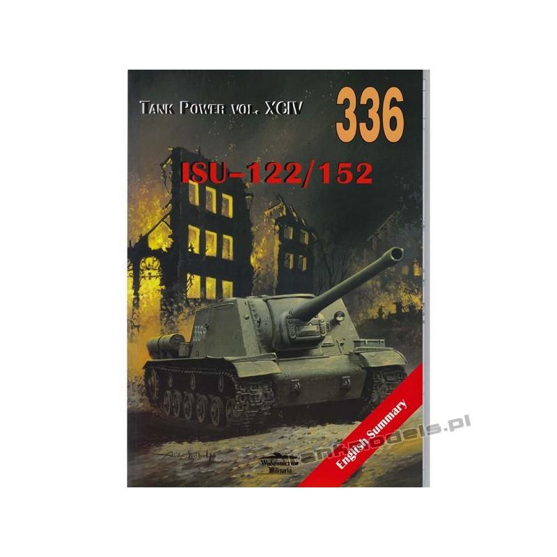 ISU-122 / ISU-152 - Janusz Ledwoch - Militaria 336