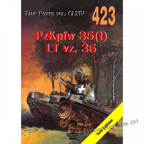 Panzer 35(t) / LT vz. 35 - Janusz Ledwoch - Militaria 423