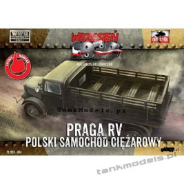 Praga RV Polski samochód ciężarowy - First To Fight PL1939-34