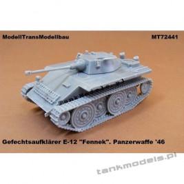 """Gefechtsaufklärer E-12 """"Fennek"""" - Modell Trans 72441"""