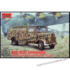 Opel Blitz Kfz. 385 Tankwagen - Roden 730