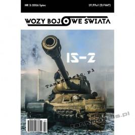IS-2 - Wozy Bojowe Świata 3/2016