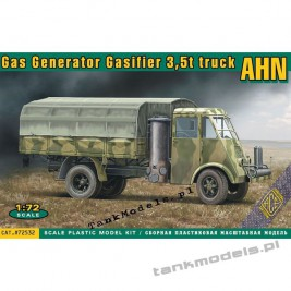AHN French 3,5t Gas generator truck - ACE 72532
