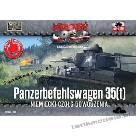 Panzerbefehlswagen 35(t) - First To Fight PL1939-39