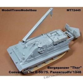 """Bergepanzer """"Thor"""" (conv. for E-50/E-75) - Modell Trans 72445"""