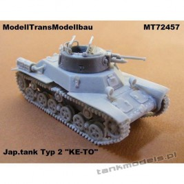 "Type 2 ""KE-TO"" - Modell Trans 72457"