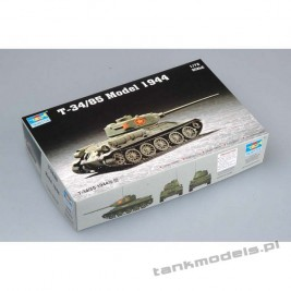 T-34/85 mod. 1944 - Trumpeter 07207