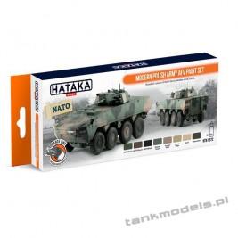 Modern Polish Army AFV (8x17ml) - HATAKA CS-17