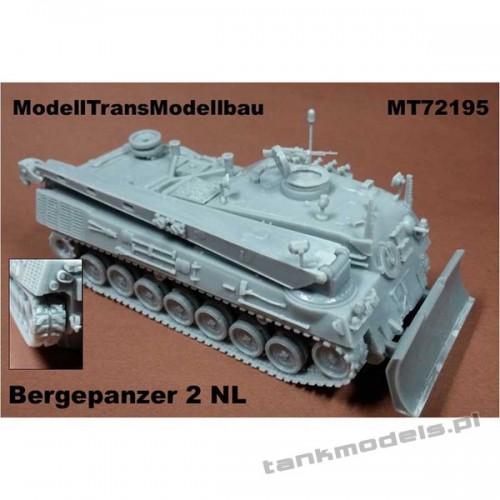 Bergepanzer 2 NL - Modell Trans 72195