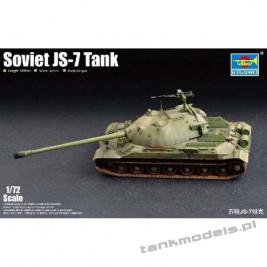 Soviet JS-7 Tank - Trumpeter 07136
