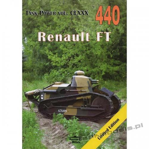 Renault FT - Maksym Kołomyjec & Semen Fiedosejew - Militaria 440
