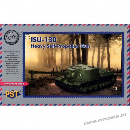 ISU-130 Heavy Self-Propelled Gun - PST 72073