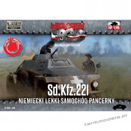 Sd.Kfz. 221 - First To Fight PL1939-48