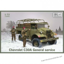 Chevrolet C30A General service (steel body) - IBG 72054