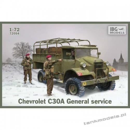 Chevrolet C30A General service (steel body) - IBG 72054