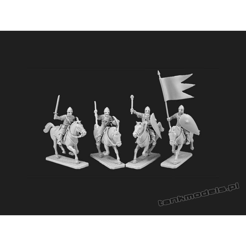 Norman Riders - V&V Miniatures R28.11