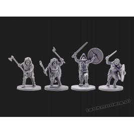 Berserkowie - V&V Miniatures R28.2