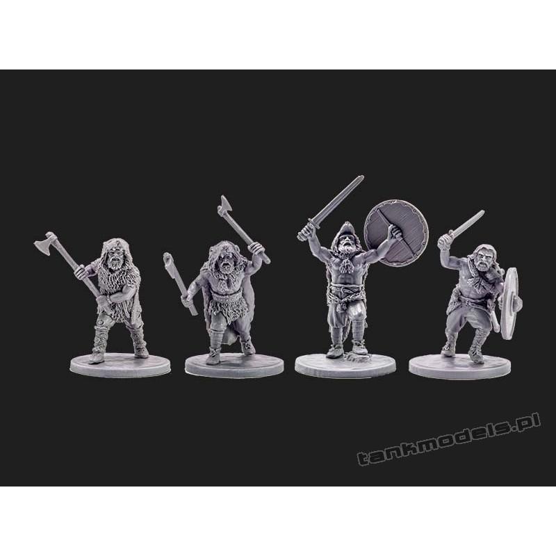 Berserks - V&V Miniatures R28.2