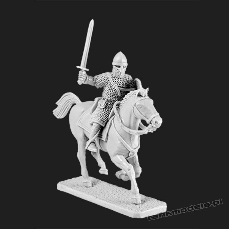 Norman rider 1 - V&V Miniatures R28.11.1