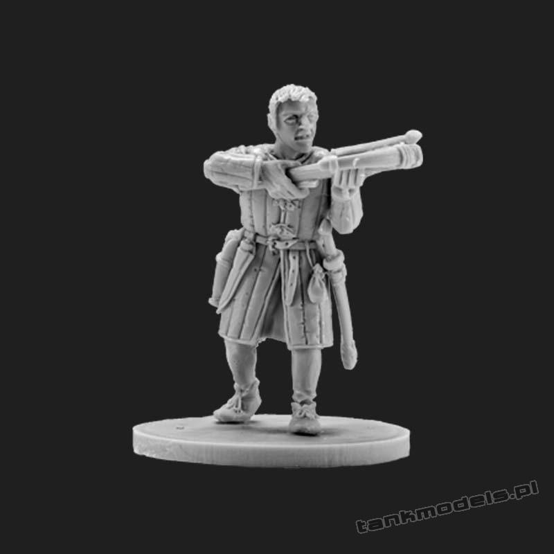 Norman Crossbowman 1 - V&V Miniatures R28.16.1